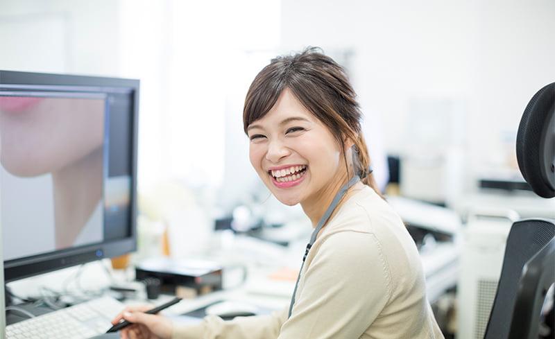 トリサンクリエイターはあなたの転職活動を全力でサポートします!