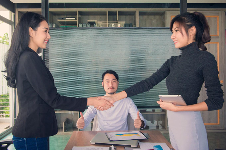 転職に役立つ面接のマナー【6つのポイントを徹底解説!】