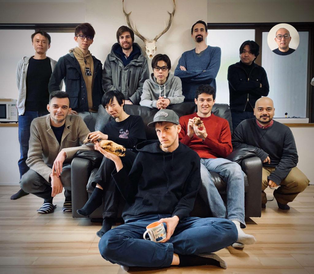 Skeleton Crew Studioのチーム