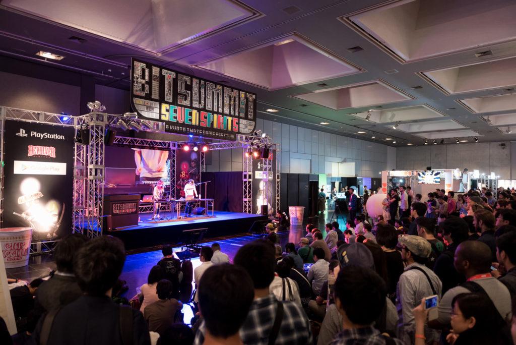 日本最大級インディーゲームの祭典「BitSummit」