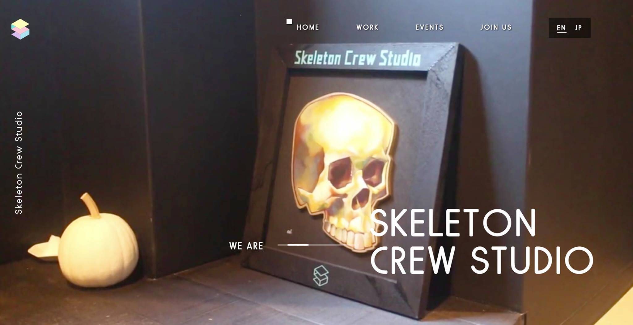 Gameで世界をHappyに!Skeleton Crew Studio様(京都)
